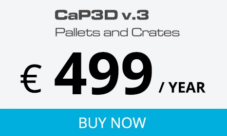 Buy now CaP3D v.3 Pallets and Crates